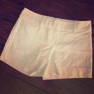 White Dressy Shorts 💙